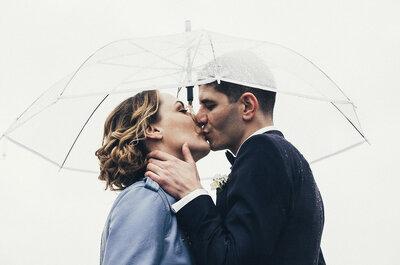 Bruno et Ambre : un joli mariage civil franco-portugais à Versailles