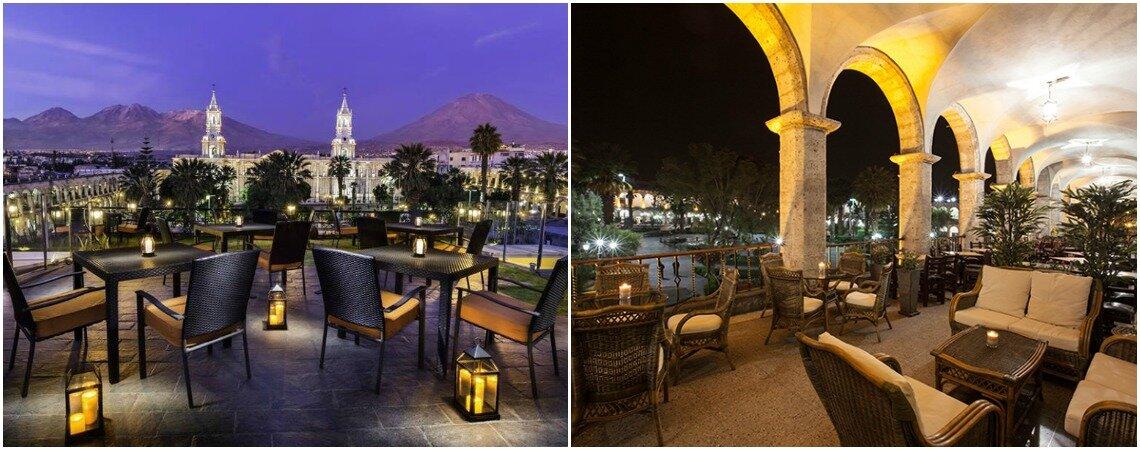 Los 10 mejores hoteles para tu luna de miel en Arequipa: viaje de bodas en la ciudad blanca