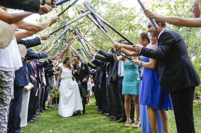 Por qué debes celebrar una boda fuera de lo común