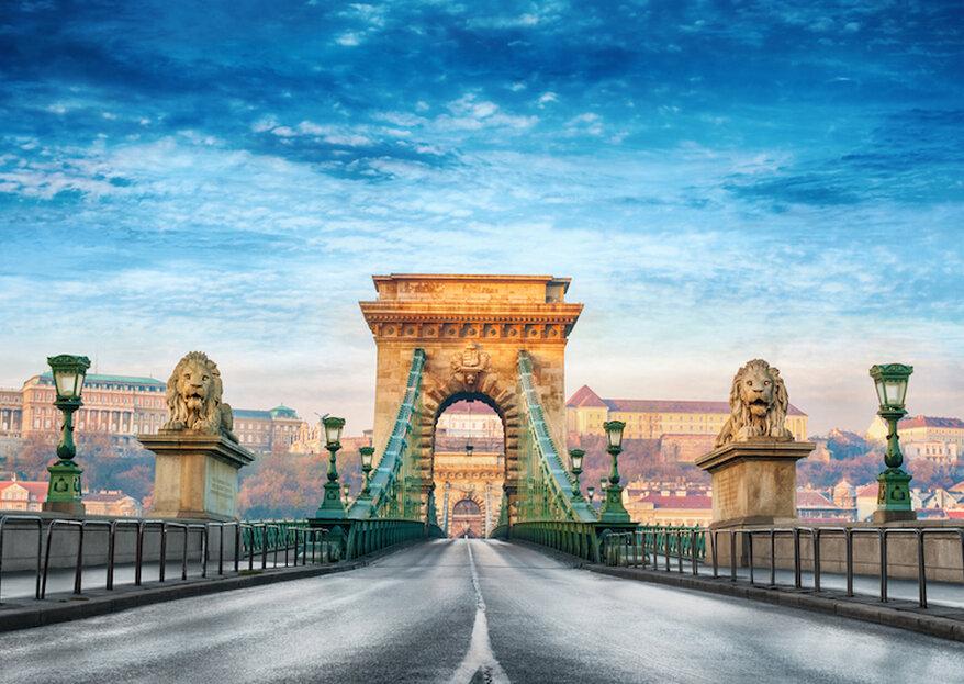 Luna de miel en Budapest: Un destino romántico que DEBES conocer
