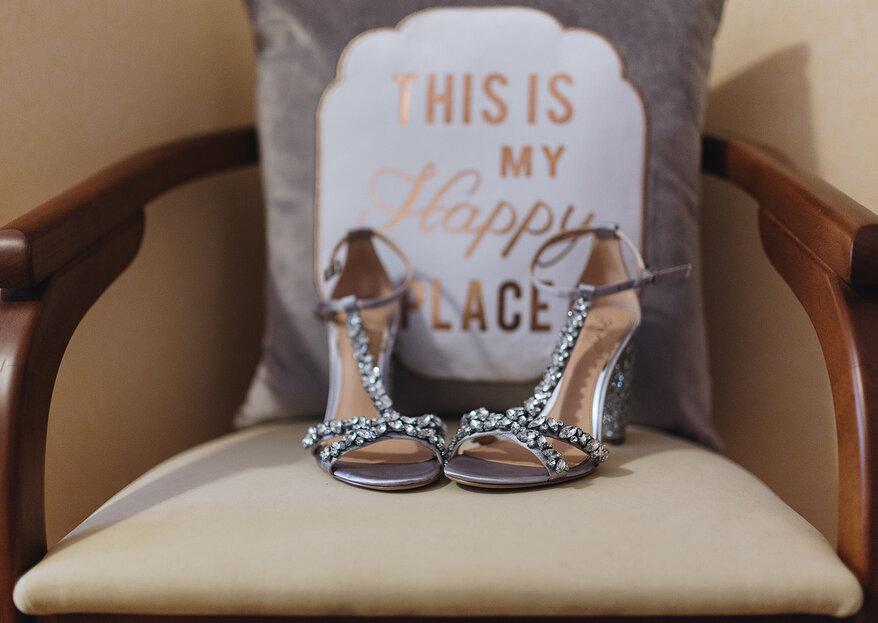 50b39bc57 5 tipos de sapatos de casamento que nunca sairão de moda