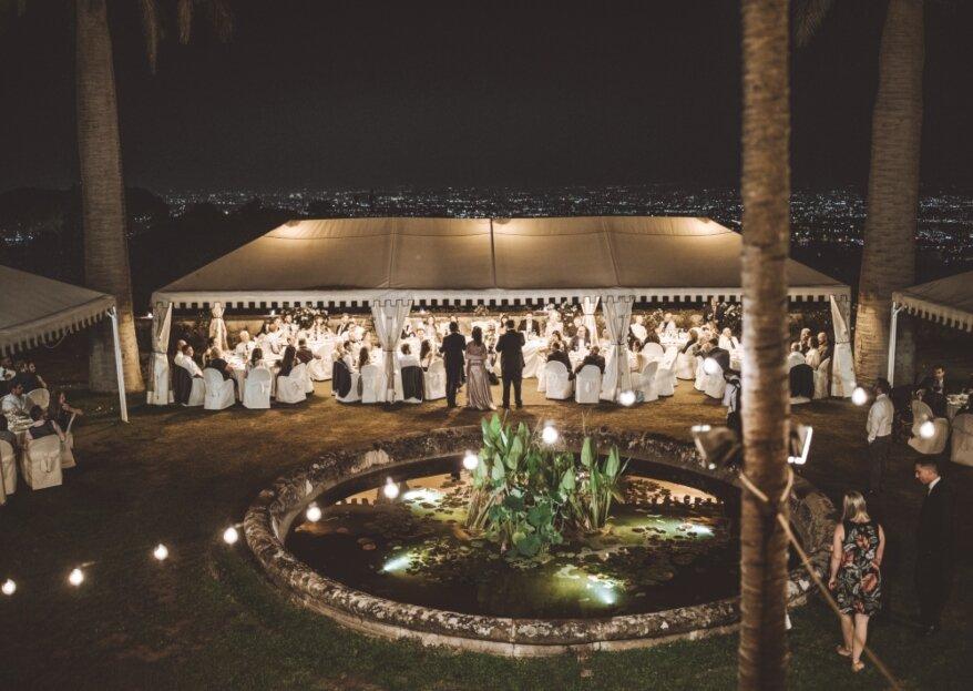 Per il tuo matrimonio scegli l'arte e la cultura, scegli Park Hotel Villa Grazioli