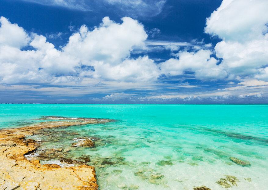 Luna de miel en Islas Turcas y Caicos: una joya en las aguas atlánticas del Caribe