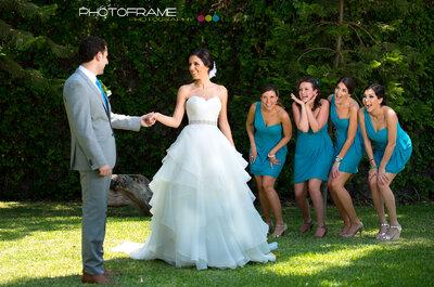 Las mejores fotos de tu boda, tu historia de amor ¡a través de imágenes! con Photoframe