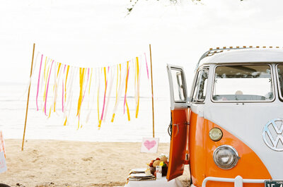 Cómo decorar tu boda sin flores: Las 4 ideas más originales