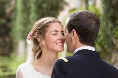 Donde tu amor me lleve: la boda de Marta y Gabriel