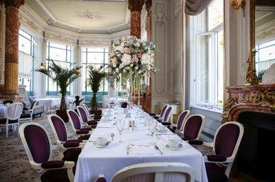 Casamentos de sonho no Pestana Palace Lisboa: tudo sobre o hotel membro do nosso Breakfast Wedding Club