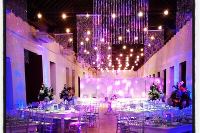 Alhelí floristería y eventos: Decoración para una boda inolvidable