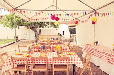 Ideias criativas e inusitadas para decorar seu casamento