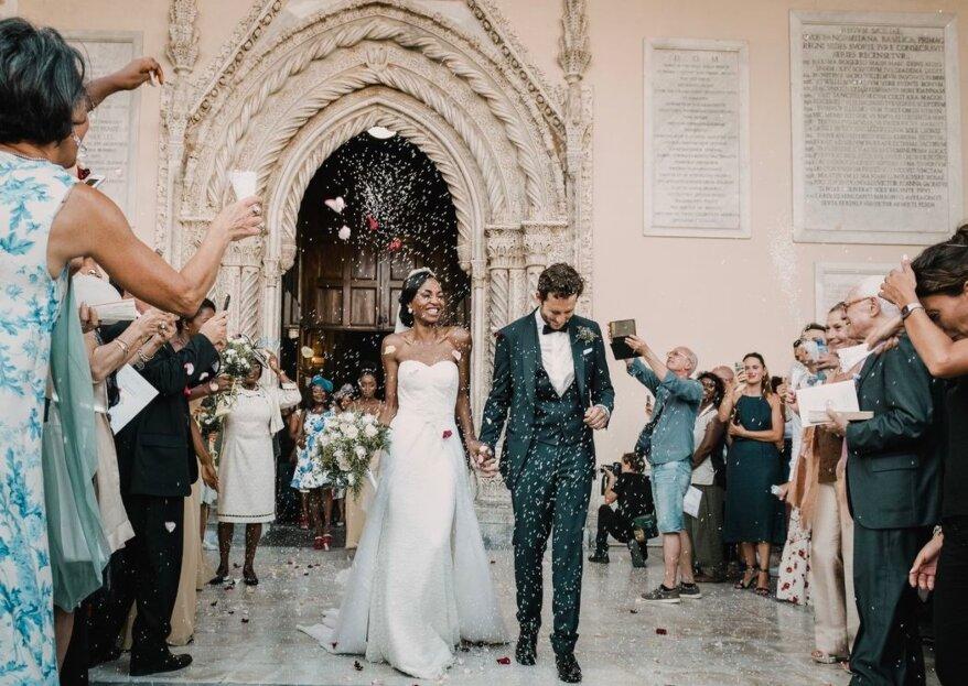 Il wedding reportage di Couple Creative Photo che sa cogliere emozioni e spontaneità