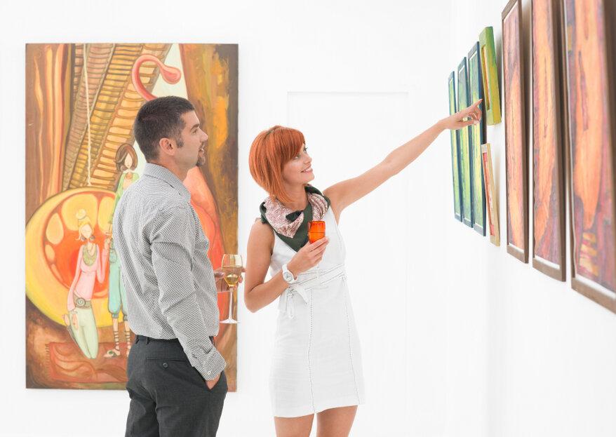 Luna de miel para amantes del arte. ¡Los 7 mejores destinos para vivir la cultura!