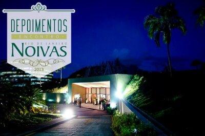 Encontro da revista Noivas Rio de Janeiro 2013: novidades do mercado de casamento carioca