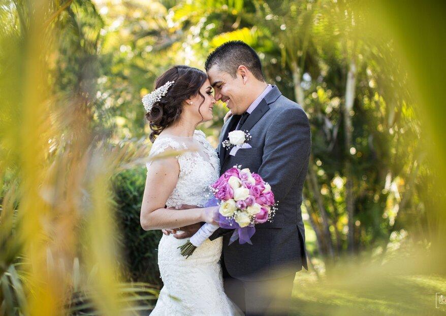 Fotografía de boda más allá de lo tradicional. Mira esta propuesta para tu día
