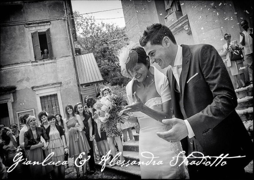 Professionalità e cura di ogni piccolo momento e dettaglio sono la chiave di un album perfetto, parola di Gianluca Stradiotto Fotografo