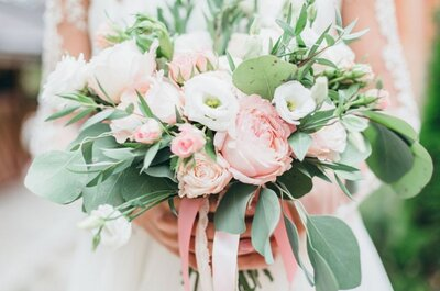 Как выбрать идеальный букет под ваше свадебное платье? Рекомендации профессионалов!