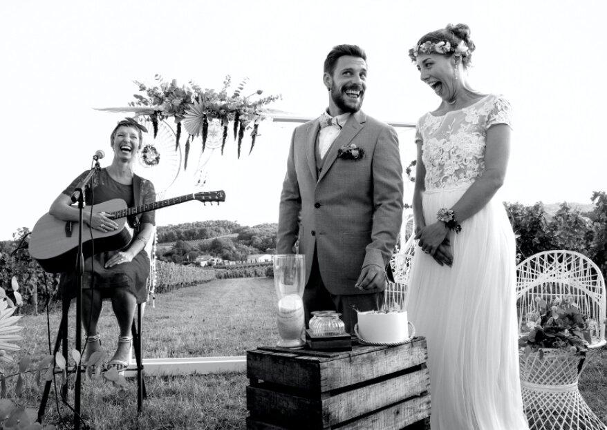 Le Mariage d'Eloïse : faites appel à un collectif de prestataires pour l'organisation de votre mariage !