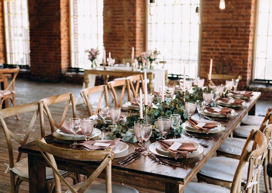 Ne stockez plus votre décoration de mariage, louez-la avec Clauday Événements