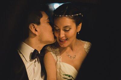 Marcela y Alejandro: ¡Un amor a prueba de todo!