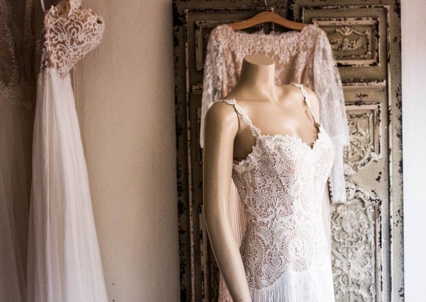 ¿Qué hacer si ya no te gusta tu vestido de novia?