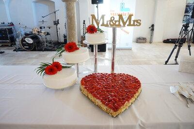 Schlemmen bei der Hochzeit in München: Hier finden Sie die besten Torten