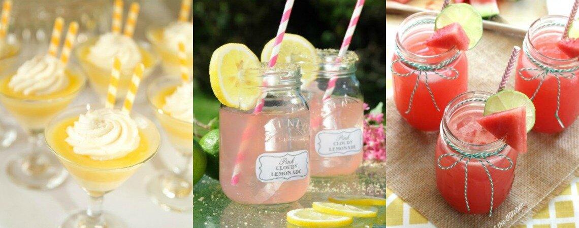 Напитки на свадьбу: самые оригинальные идеи!