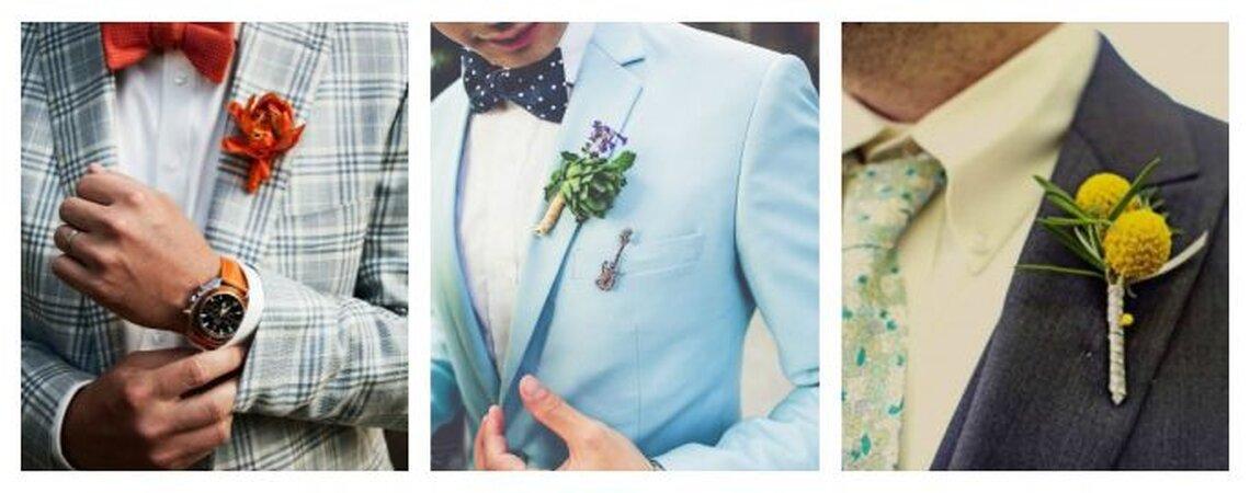 Die Ansteckblume für den Bräutigam – Evelyne Schärer verrät die wichtigsten Facts