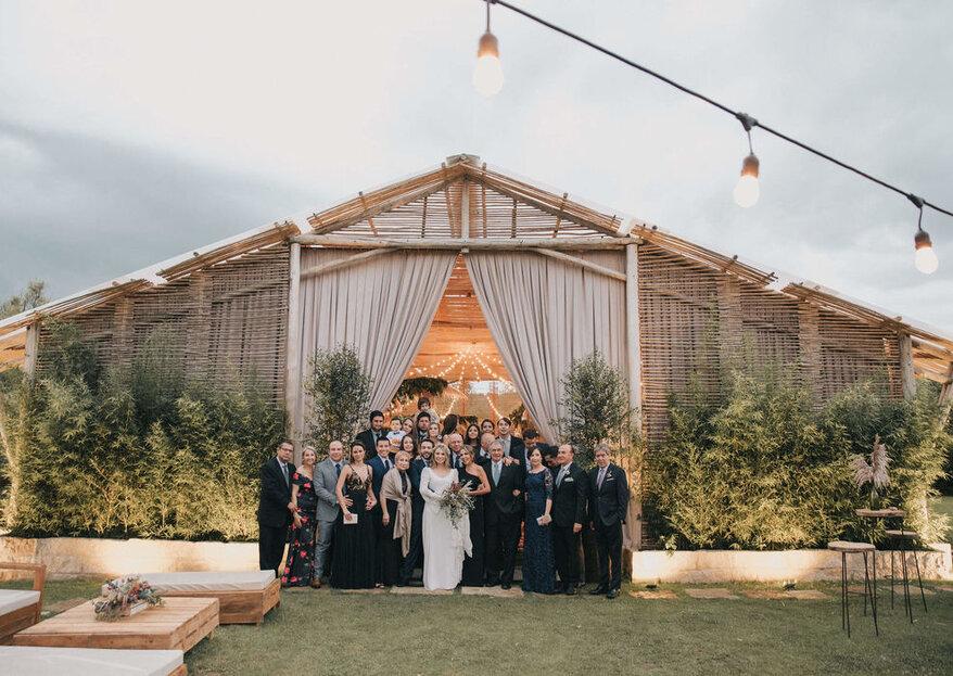 ¿Una locación de bodas que responda a todas tus necesidades? ¡Vamos a descubrirla!