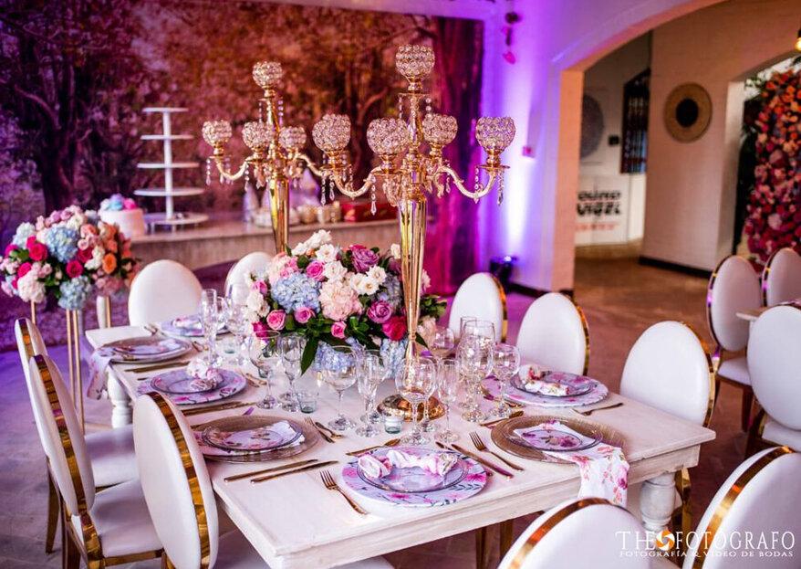 Con Infinity Events Planner creas tu boda soñada y la vives por siempre