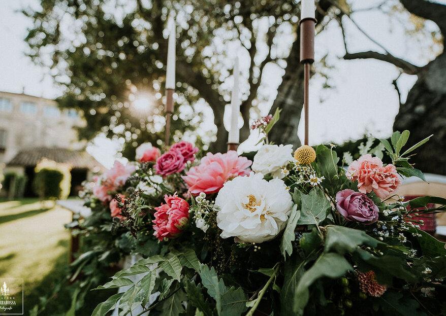 L'importanza del Floral Designer nella riuscita di un matrimonio: la parola a Claudia Cameranesi