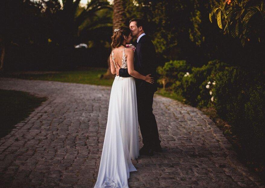 5 lugares para celebrar un matrimonio de ensueño