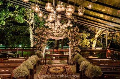 Como decorar o altar de seu casamento com muita criatividade!