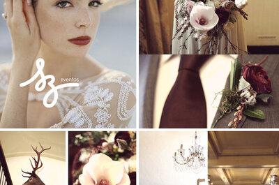 La boda más elegante que jamás imaginaste: Déjate llevar por esta inspiración chic