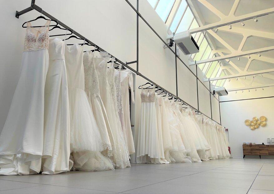 Atelier SposaMi: l'esperienza sublime di scegliere il tuo abito da sposa...