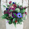 Brautstrauß mit frischen Anemonen 2017