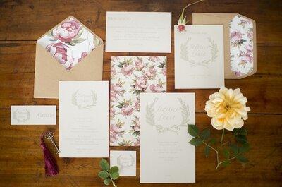Il 'Rose Wedding' di Laura e Federico a Villa Taticchi
