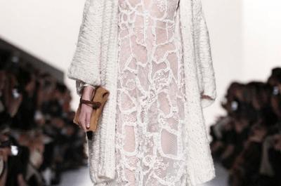 Robes blanches et créations des plus grands stylistes de 2014