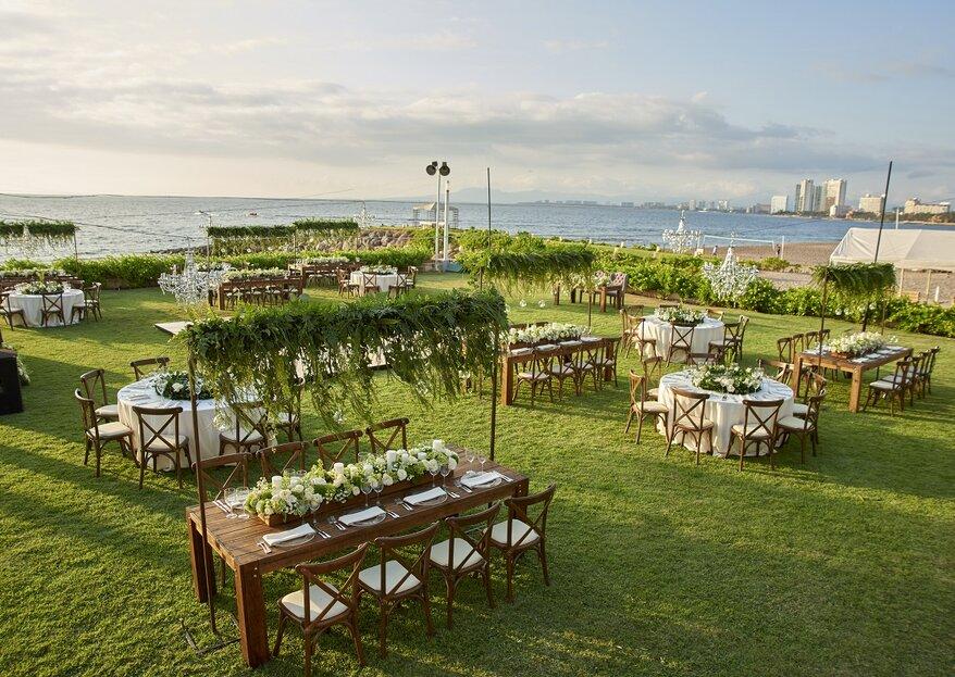 Sheraton Buganvilias Resort: tu matrimonio frente al mar