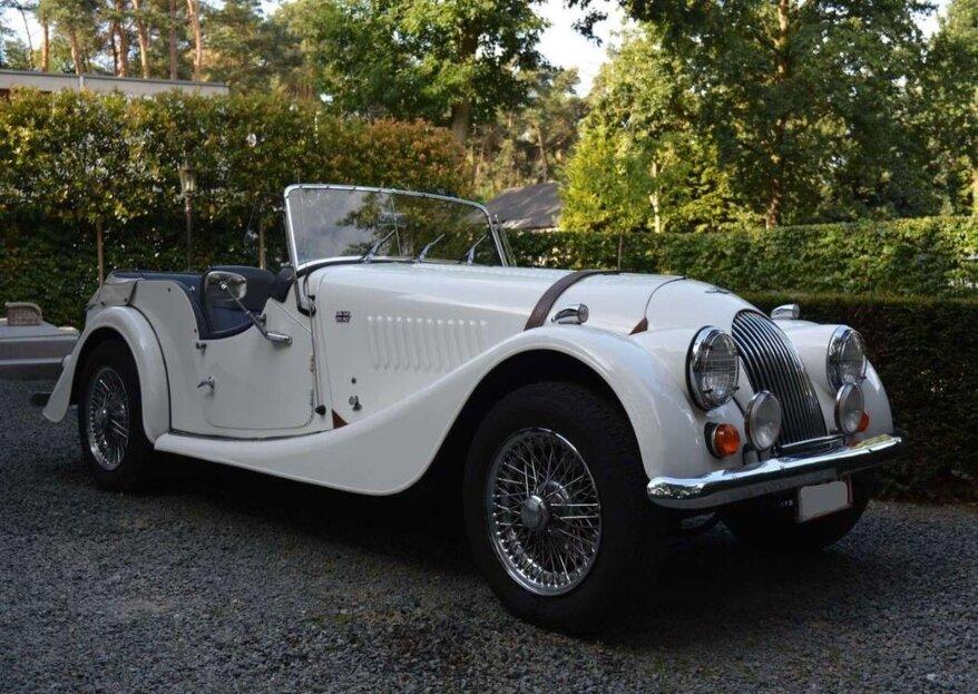 Shardana Classic vi propone l'auto dei vostri sogni per il vostro giorno speciale