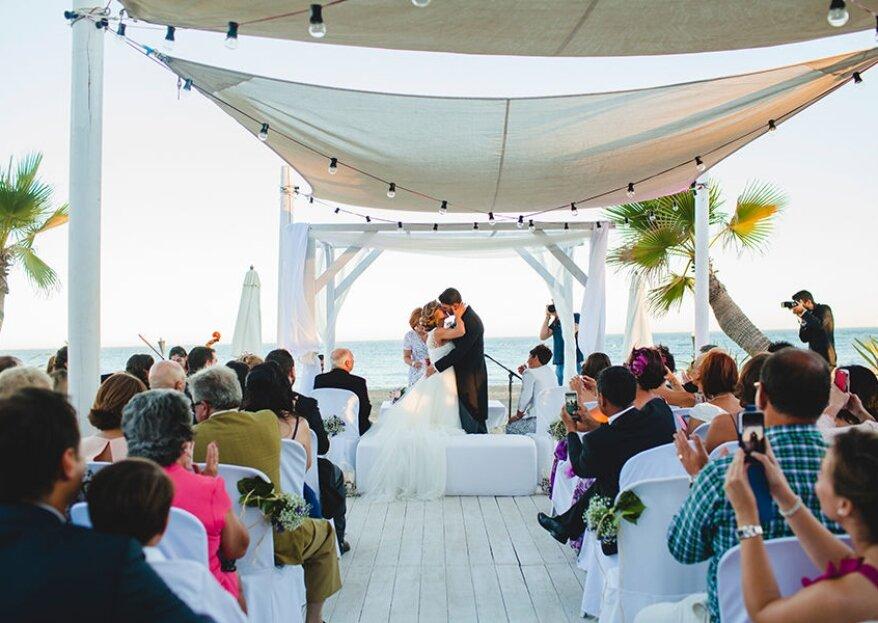 Los 12 mejores lugares para bodas de Málaga