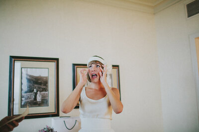 5 Dinge, die die Braut am Tag der Hochzeit garantiert zu Freudentränen rührt!