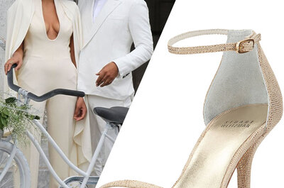 How to choose your perfect wedding shoes