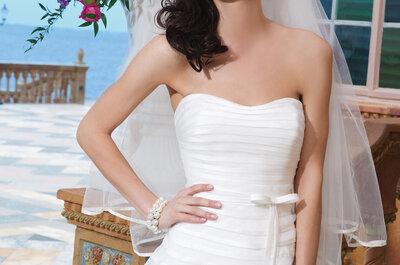Abiti da sposa Sincerity Bridal 2015: ricami artigianali e tagli sensuali