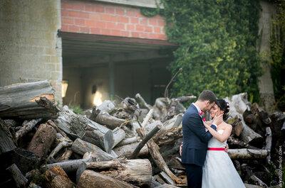 La demande hilarante et le mariage plein de charme de JP et Caroline dans une ferme des Yvelines