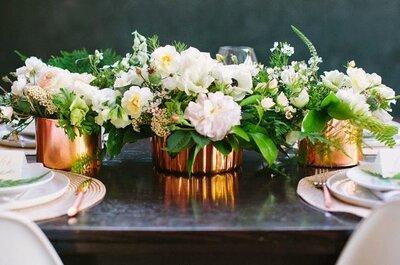 Como escolher as cores para a decoração do casamento?