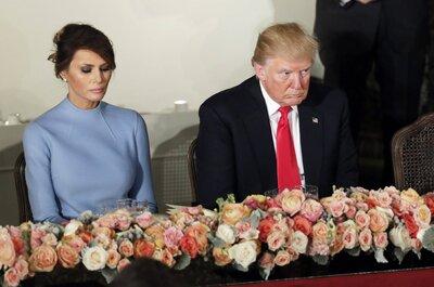 Donald e Melania Trump: o casal