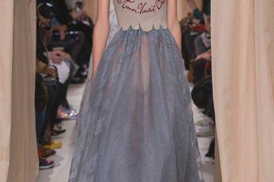 Valentino alta costura: Vestidos de fiesta envueltos en amor y pasión… ¡Inspiración pura para 2015!