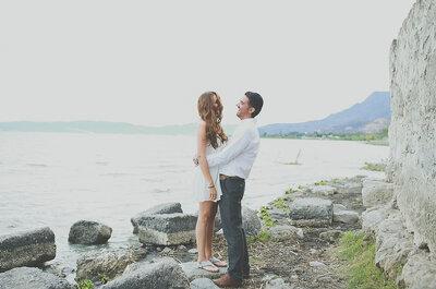 ¿Por qué deberías hacer una sesión pre boda? Entrevista a Ana Luisa de la Torre