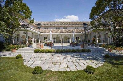 Enamórate de La Casa de las Flores, un nuevo espacio en la Quinta de Illescas