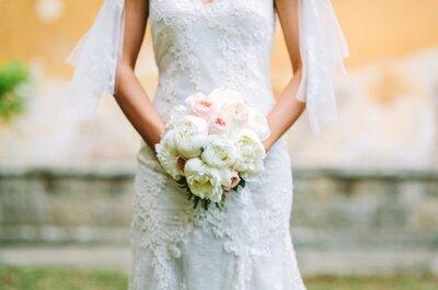 Как выбрать свадебный букет? 5 советов, чтобы выбрать идеальный вариант!