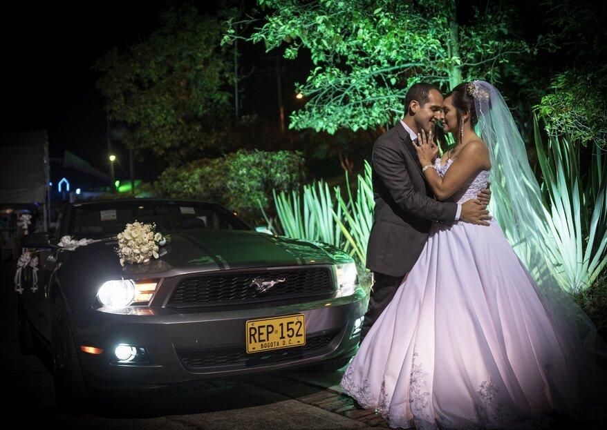 Tres tipos de fotografía de boda explicados por La Fotografía Inc